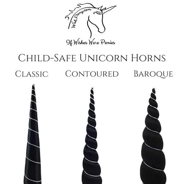 Wishpony Unicorn Horns